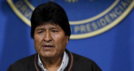 Ο Έβο Μοράλες ζήτησε πολιτικό άσυλο στο Μεξικό
