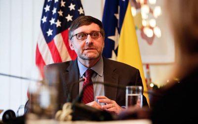 Μάθιου Πάλμερ: Δεν υπάρχει ουσιαστικός δρόμος προς τα εμπρός αν ανατραπούν οι Πρέσπες