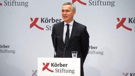 Στόλτενμπεργκ: Η Ευρωπαϊκή Ένωση δεν μπορεί να υπερασπιστεί την Ευρώπη