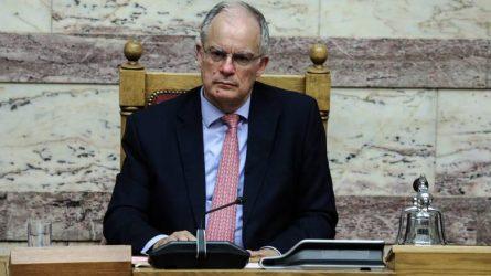 Ο Πρόεδρος της Βουλής διέσωσε το κύρος της χώρας-Επέστρεψε τον φάκελο Βαρουφάκη με τις ηχογραφήσεις