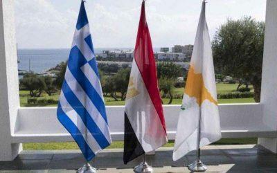 Την Τρίτη η τριμερής συνάντηση ΥΠΑΜ Ελλάδας-Αιγύπτου-Κύπρου, στην Αθήνα