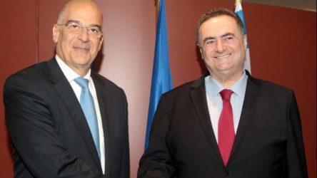 Ισραέλ Κατς: Οι σχέσεις Ελλάδας-Ισραήλ είναι καλύτερες από ποτέ