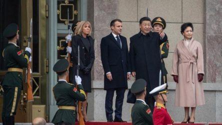 Παρίσι και Πεκίνο υπέγραψαν συμβόλαια ύψους 15 δισ. δολαρίων