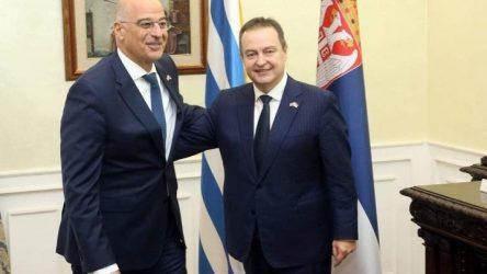Νίκος Δένδιας: Η Ελλάδα στηρίζει την ευρωπαϊκή προοπτική των Δυτικών Βαλκανίων