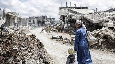 Συρία: 30 άμαχοι νεκροί, 8.000 εκτοπισμένοι στην Ιντλίμπ από τη Δευτέρα