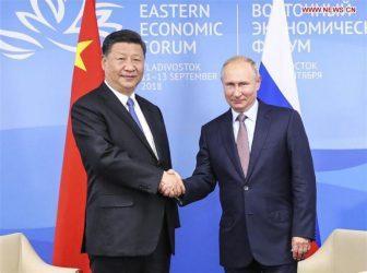 O Πούτιν, ο Σι και η διπλωματία των αγωγών