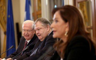 Ντόρα Μπακογιάννη: Ο διεθνής παράγων δεν πρόκειται να αποδεχθεί μια δεύτερη Συρία στη Μεσόγειο