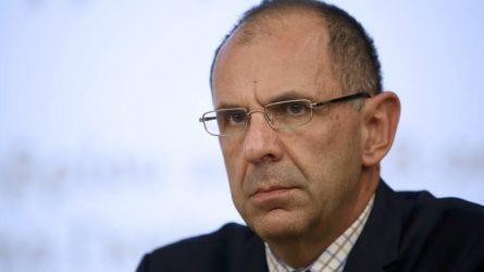 Γεραπετρίτης: Θα διεθνοποιήσουμε το θέμα των τουρκικών προκλήσεων