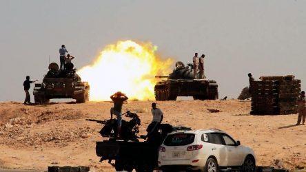 Η πτώση της Τρίπολης τους κινητοποιεί όλους – Συνεδρίασε το Συμβούλιο Εθνικής Ασφαλείας στην Αλγερία