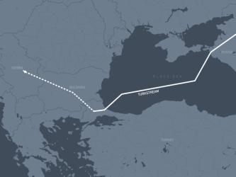 Μερική απεξάρτηση της Ρωσίας από την Ουκρανία – Μέσω του Turkstream το φυσικό αέριο στην Βουλγαρία
