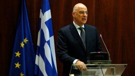 Υπουργός Εξωτερικών:  Η Ελλάδα δεν θα δεχθεί απόπειρες παραβίασης της κυριαρχίας