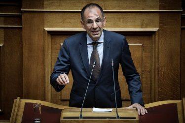 Υπουργός Επικρατείας για Συμφωνία Πρεσπών: Η ελληνική Πολιτεία τιμά τις διεθνείς δεσμεύσεις της