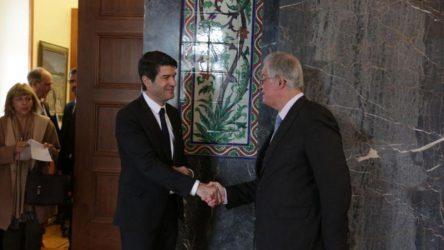 Γάλλος πρέσβης: Η Γαλλία θα σταθεί στο πλευρό της Ελλάδας