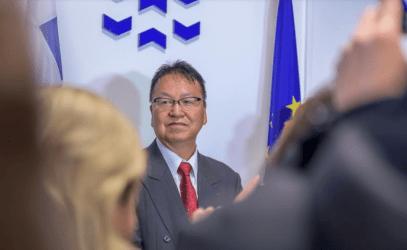 Πρέσβης Ιαπωνίας στο «Viadiplomacy»: Το λιμάνι της Αλεξανδρούπολης ανοίγει επιχειρηματικές ευκαιρίες