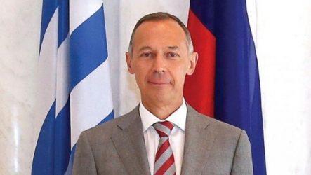Ρώσος πρέσβης: Η Τουρκία να σεβαστεί το Διεθνές Δίκαιο στην Αν. Μεσόγειο