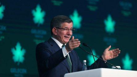 Την ίδρυση του κόμματός του ανακοίνωσε ο Αχμέτ Νταβούτογλου