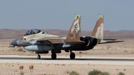 Νέα πλήγματα της πολεμικής αεροπορίας του Ισραήλ στη Λωρίδα της Γάζας