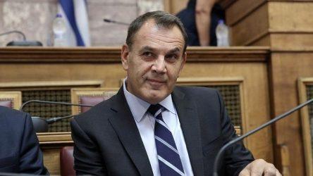 Υπουργός Άμυνας: Δεν θα διαλυθεί η χώρα εξαιτίας του ποδοσφαίρου
