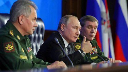 Πούτιν: Έχουμε τα μέσα για την ολοκλήρωση του Nord Stream