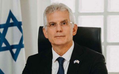Πρέσβης του Ισραήλ στην Κύπρο: Η συμφωνία υπογραμμίζει τη δέσμευση για προώθηση του έργου EastMed