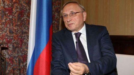Ρώσος Πρέσβης στην Κύπρο: Η Ρωσία υποστηρίζει τις προσπάθειες, που στοχεύουν στην επανένωση του νησιού