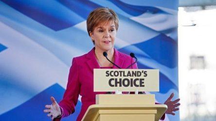 Νίκολα Στέρτζον: Είναι πλέον η ώρα να αποφασίσει η Σκωτία