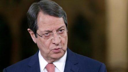 Αναστασιάδης: Είμαστε έτοιμοι να αμυνθούμε στις οποιεσδήποτε επιβουλές