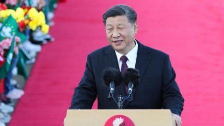 Πρόεδρος Κίνας: Το Πεκίνο δεν θα επιτρέψει την ανάμειξη ξένων δυνάμεων σε Χονγκ Κονγκ και Μακάο