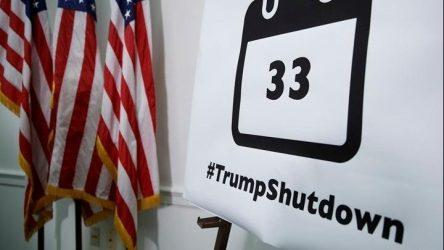 ΗΠΑ: Απετράπη αυτή την φορά το shutdown