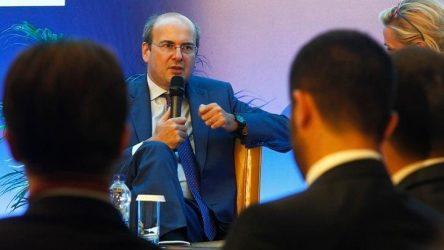 FSRU και IGB στο επίκεντρο της συνάντησης Πάιατ – Χατζηδάκη