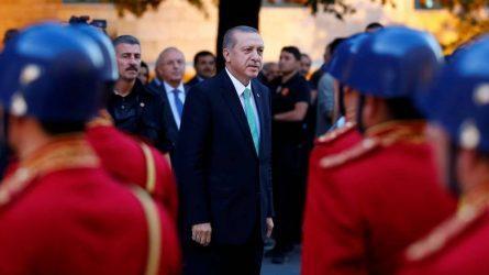Τούρκος πρόεδρος: Θα κάνουμε ότι χρειαστεί για να αλλάξουμε τον ρου των γεγονότων