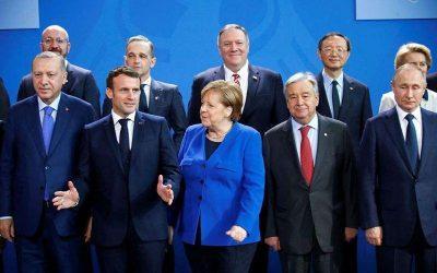 Η Γερμανία κατάφερε να κάνει την Ελλάδα επίκεντρο στην επόμενη Διάσκεψη για την Λιβύη
