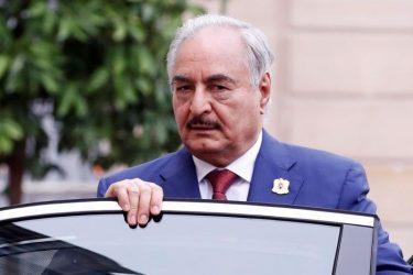 Επιβεβαιώνει η Ρωσία ότι εγκατέλειψε τις συνομιλίες ο διοικητής του Λιβυκού Εθνικού Στρατού