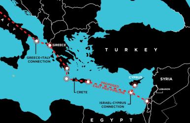 EastMed: Το Ισραήλ επιλέγει την ασφάλεια Ευρωπαϊκών χωρών για να στείλει αέριο στην Ε.Ε
