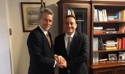 Συμμετοχή της Ελλάδας στην αμερικανική πρωτοβουλία «Συμμαχία για τη Θρησκευτική Ελευθερία»