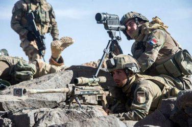 Δεν αποσύρονται οι Γάλλοι στρατιώτες από το Ιράκ