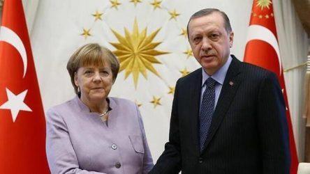 Τσάι και Συμπάθεια μεταξύ Μέρκελ – Ερντογάν
