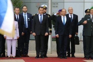 Ολοκληρώθηκε η διήμερη στο Ισραήλ του Υπουργού Άμυνας – Προανήγγειλε συμπαραγωγή οχημάτων
