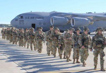 Ενισχύεται με 3.500 άνδρες η δύναμη των ΗΠΑ στη Μ. Ανατολή