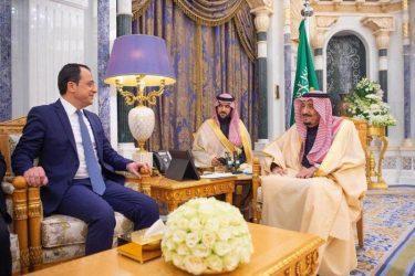 Ριάντ: Συνάντησή του Νίκου Χριστοδουλίδη με τον Σαουδάραβα ομόλογό του