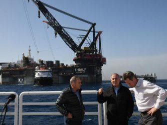 Το κοίτασμα Λεβιάθαν θα προμηθεύει φυσικό αέριο και την Ιορδανία