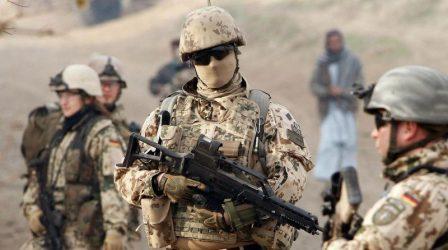 Το Βερολίνο αποσύρει στρατιώτες του από το Ιράκ