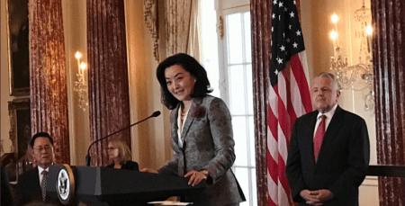 Η Γιούρι Κιμ η νέα Πρέσβειρα των ΗΠΑ στα Τίρανα