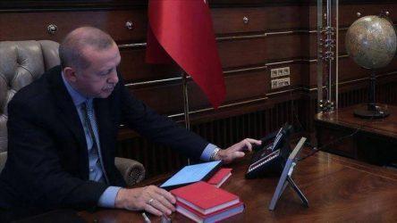 Ο Ερντογάν συνομίλησε με τους προέδρους του Ιράν και του Ιράκ για τις εξελίξεις στη Μέση Ανατολή