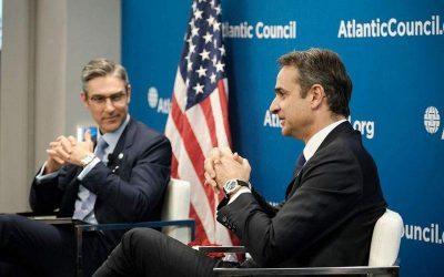 Πρωθυπουργός: Γεωγραφικά γελοία η συμφωνία Αγκυρας – Τρίπολης