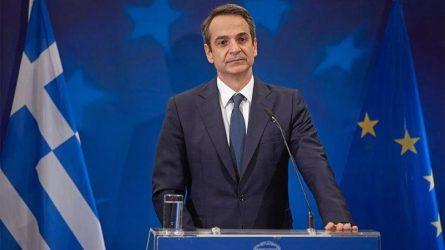 Στην Σαουδική Αραβία ο Έλληνας Πρωθυπουργός
