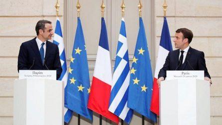 Η Γαλλία «έχει αντίληψη του τι κάνει η Τουρκία στη Λιβύη»