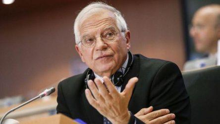Ζοζέπ Μπορέλ: Σέρβοι και Αλβανοί θα πρέπει μόνοι τους να βρουν λύση στο ζήτημα του Κοσόβου