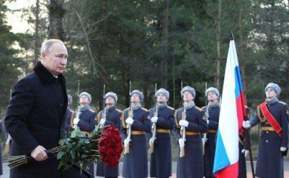 Πούτιν προκαλεί την Δύση: Και να σας βυθίζαμε το Defender δεν θα γινόταν Παγκόσμιος Πόλεμος