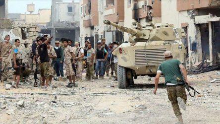 Οι δυνάμεις του Χαφτάρ κατέλαβαν τη Σύρτη, γενέτειρα του Μουαμάρ Καντάφι